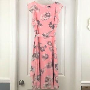 Jessica Howard Pink Floral Dress